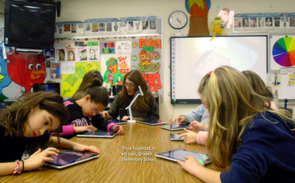 6 Reasons to Project Your iPad Screen with USB Document Cam